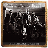 The Jesse Greene Band's Debut Cd